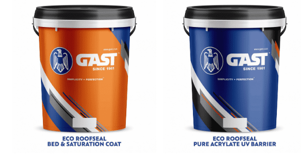 eco-roofseal-kg64 buckets