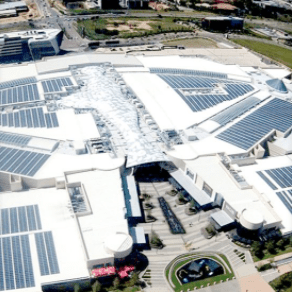 Mall of Africa Waterproofing